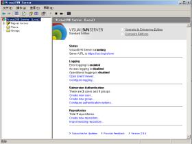 SVN服务器搭建和使用(二)