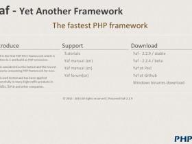 2014 年 15 款新评定的最佳 PHP 框架