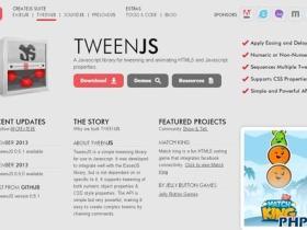 为开发者准备的 15 个最棒的 JavaScript 动画库