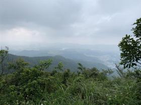 风雨前行,登山,我坚持