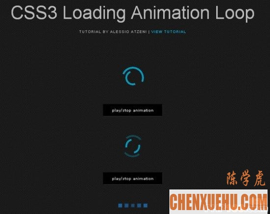 Loading Animation-jquery-plugins-6