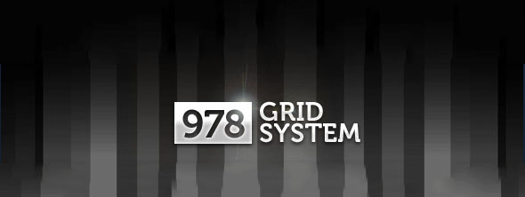 978 Grid System for Web Design