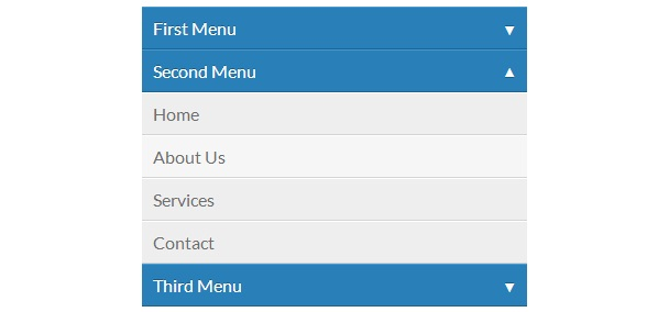 css3-accordion-menu