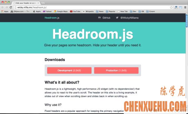 十款最新的JavaScript开发工具