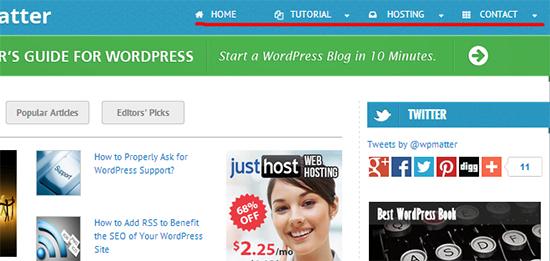 使用WordPress设计网站时要注意哪些问题