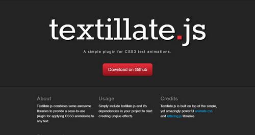8个前沿的 HTML5 & CSS3 效果(附源码)