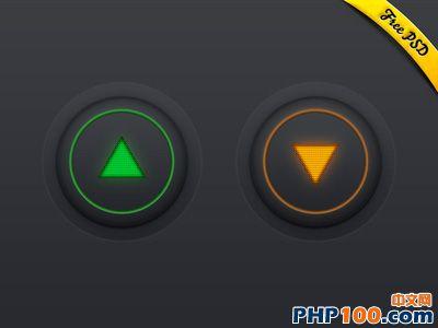 20+ 个免费的对触摸友好的按钮设计