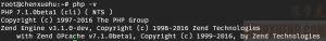 在vultr VPS上安装PHP环境